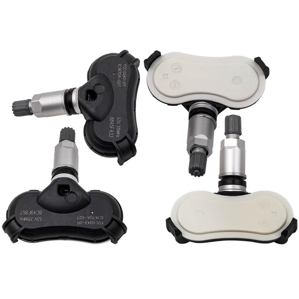 06421-S3V-A04 LH RH Front Rear Tire Pressure Sensor TPMS