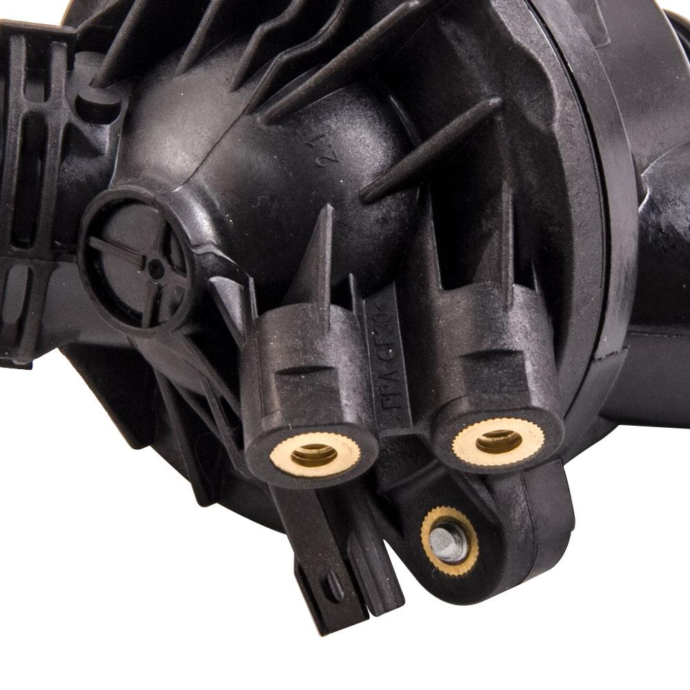 Water Pump W/ Thermostat For BMW X3 2007-2010 2.5L / 3.0L