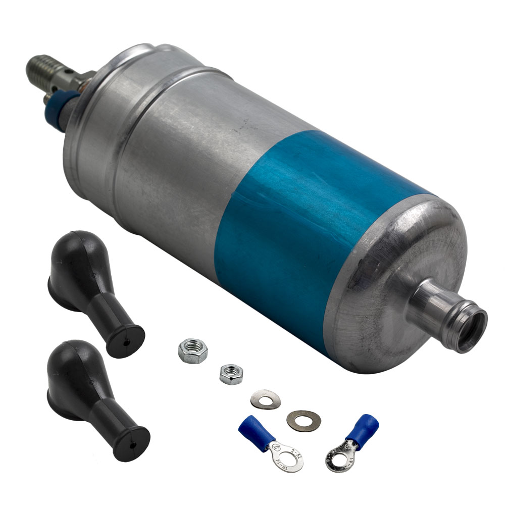 Electric Fuel Pump w//Install kit for Mercedes-Benz 260E 1987-1989 0580254927