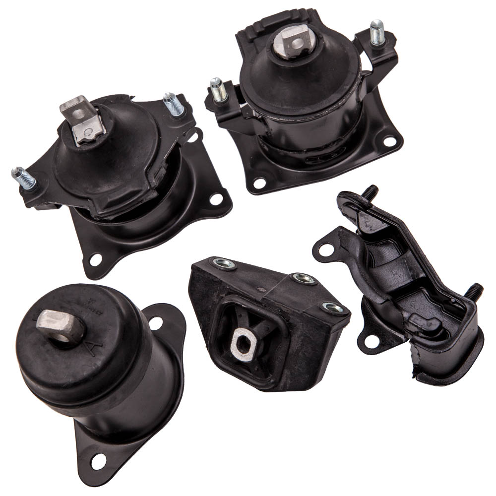 5pcs Motor Mounts & Trans Mount For Acura TL 3.2L V6 2004