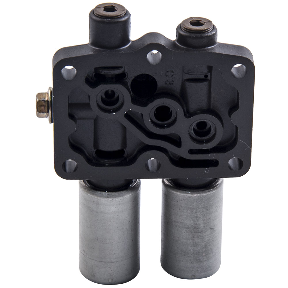Transmission Dual Linear Shift Solenoid W/ Gasket For