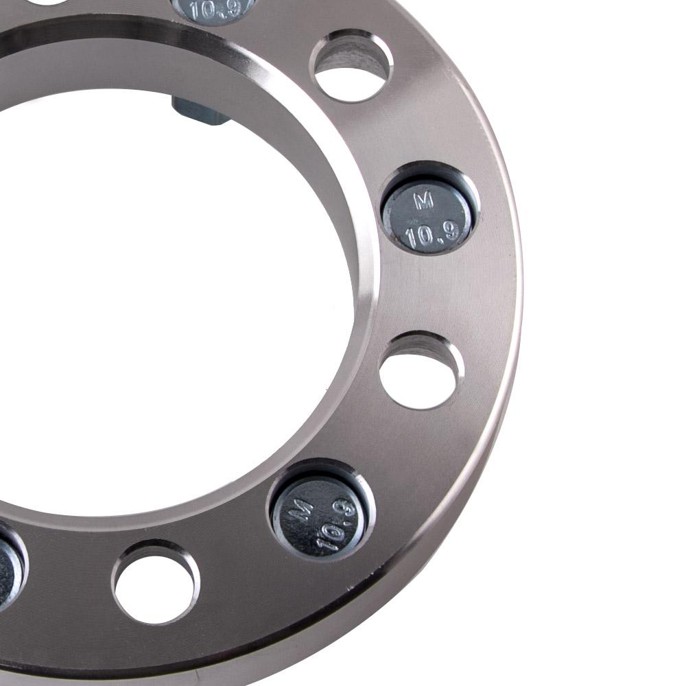 4x Spurverbreiterung Spurplatten für Isuzu i-350/370/280/290 6x139.7mm 30mm IFT