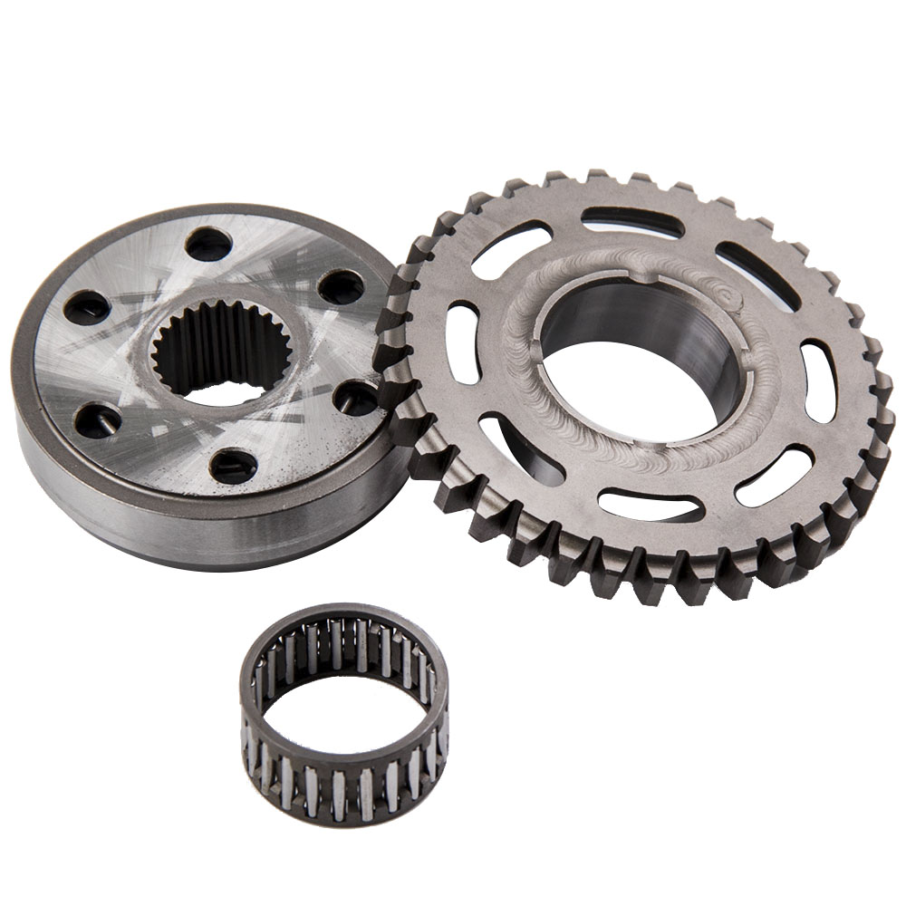 ONE WAY STARTER CLUTCH WITH GEAR FOR HONDA TRX450R TRX 450R TRX 450 R 2006-2013