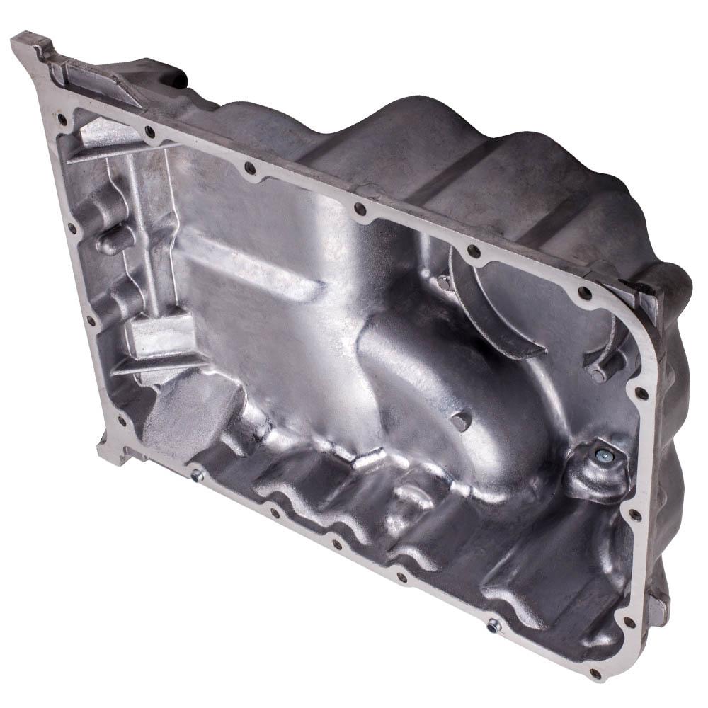 Engine Oil Pan W/Drain Plug For Honda Accord 05-07 11200