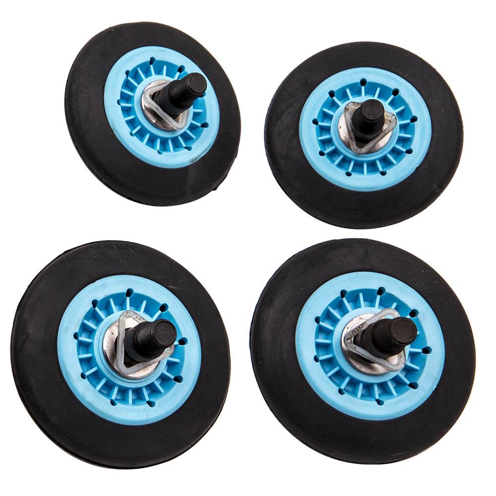 6pcs Dryer Repair Kit For Samsung Dryer Belt Idler Pulley Roller Dc93
