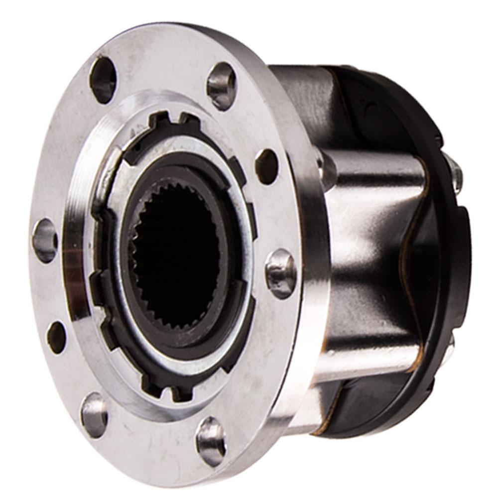 43530-69045 Pair Free Wheel Hub Lock Manual Lock For Toyota Land Cruiser BJ40