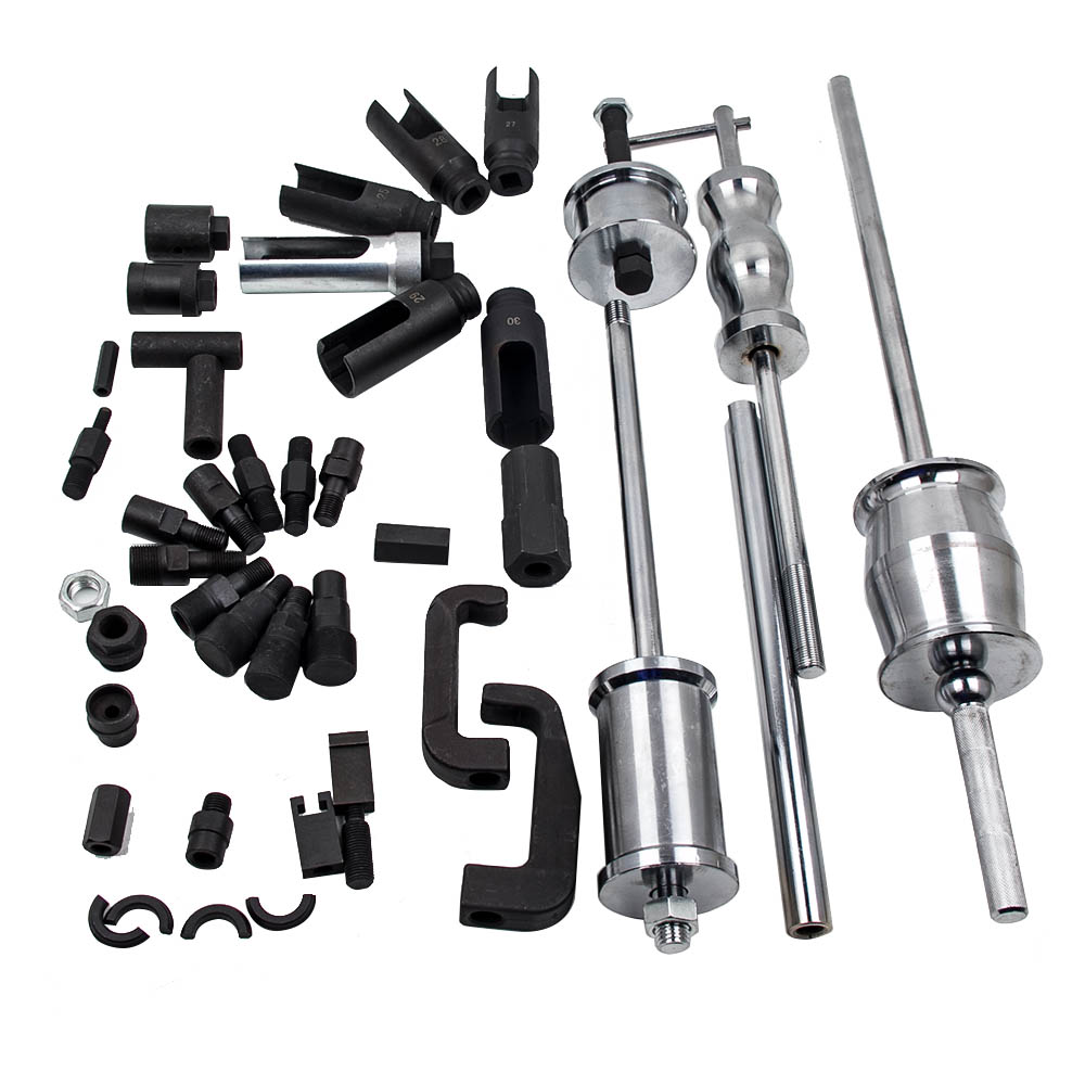 Spttools Kit doutil dextracteur dinjecteur de moteur diesel
