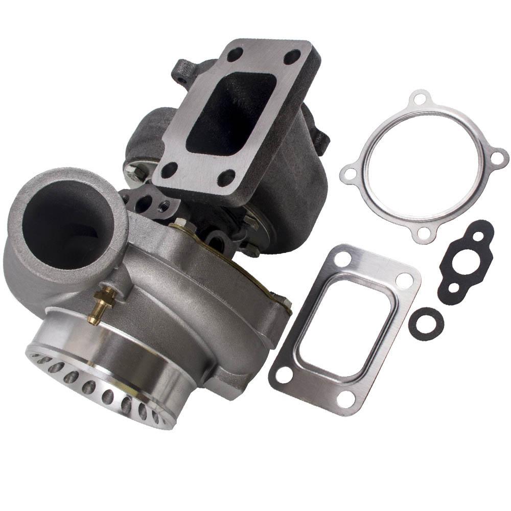 T3 flange GT35 GT3582 universal A/R .70 compressor Anti-surge turbo turbocharger