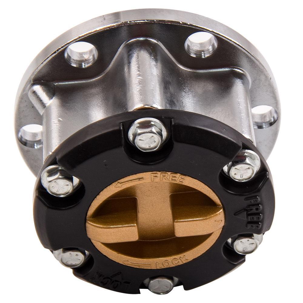 Locking Hub For Toyota Land Cruiser Fj40 Fj45 Fj60 Bj40 Bj42 2pcs 1990 43530 69045 Free Wheel