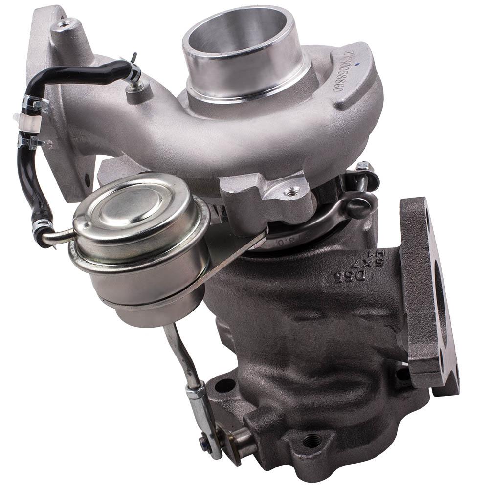 TD04L 49477-04000 Turbo charger Fits 08-14 Subaru Impreza WRX GT EJ255 Engine