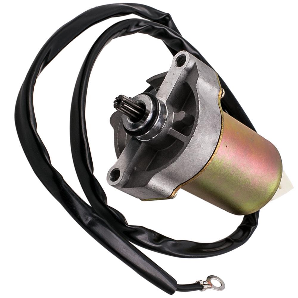 New Starter Motor For 2007-2014 Polaris Sportsman 90 Fit OE