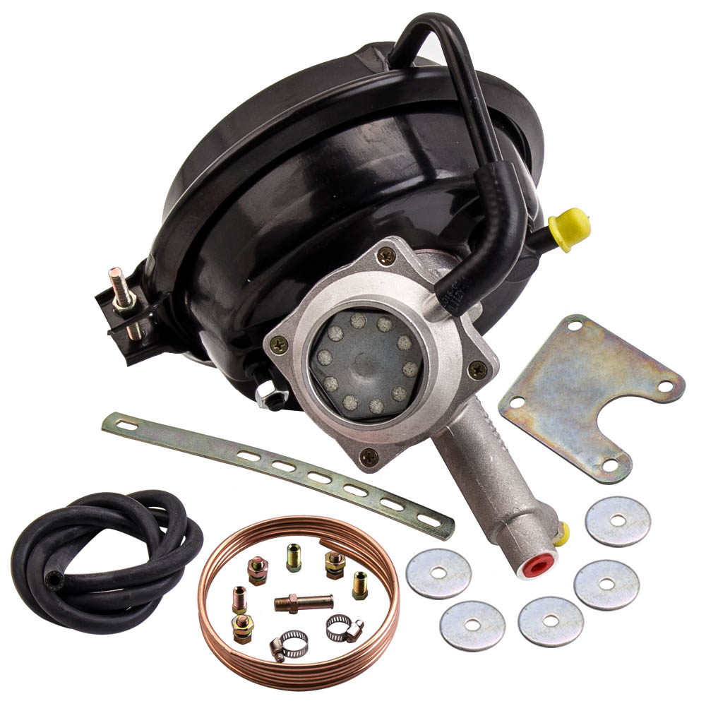 """Universal VH44 7/"""" Remote Brake Booster For Ford Fairlane Falcon XP XR XT Nissan"""
