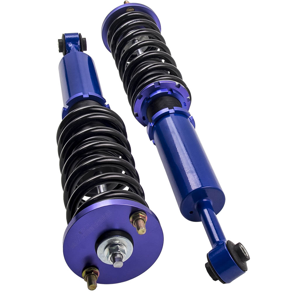 Front + Rear Coilovers Kits For Honda Accord 98-02 01-03
