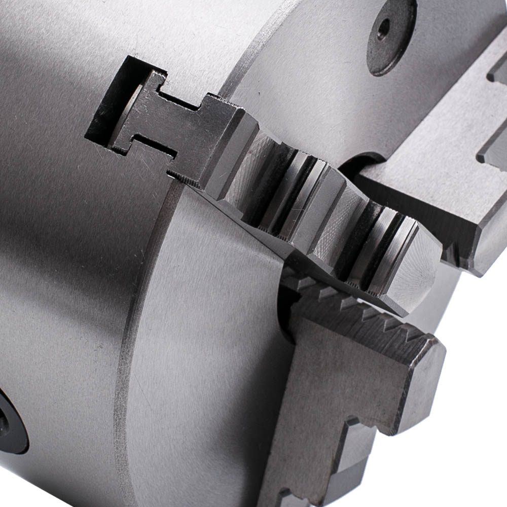3 Jaw Lathe Chuck Self-Centering Milling 6 Inch 45mm Internal External K11-160