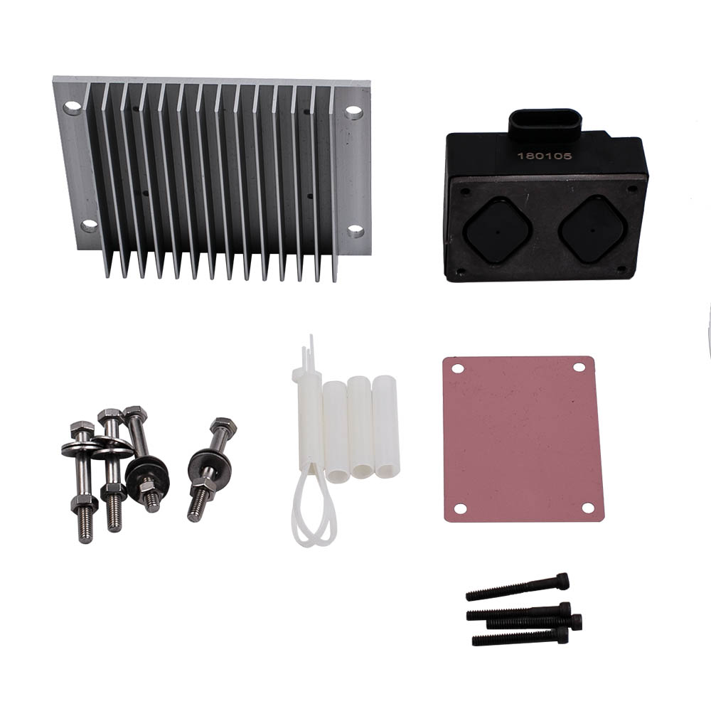Fuel Pump Driver Module PMD and Relocation Kit Set for Chevy GMC 6.5L Diesel