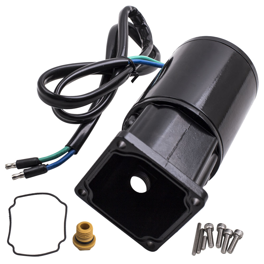 KIMISS Tilt Trim Switch Assembly for Mercury Outboard Remote Control Box 87-18286A43