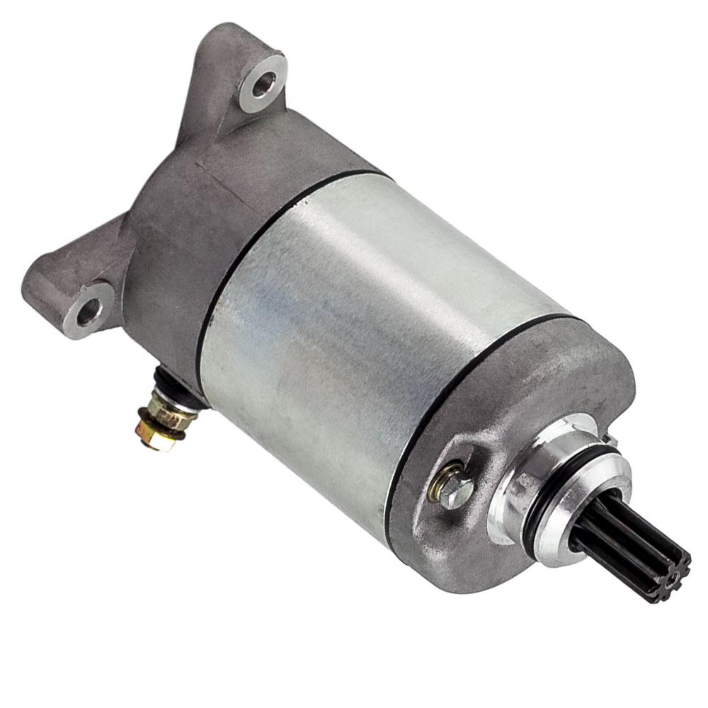 NEW Starter /& Drive Polaris SPORTSMAN 500 HO EFI RSE 1996-12 COMBO 3084981