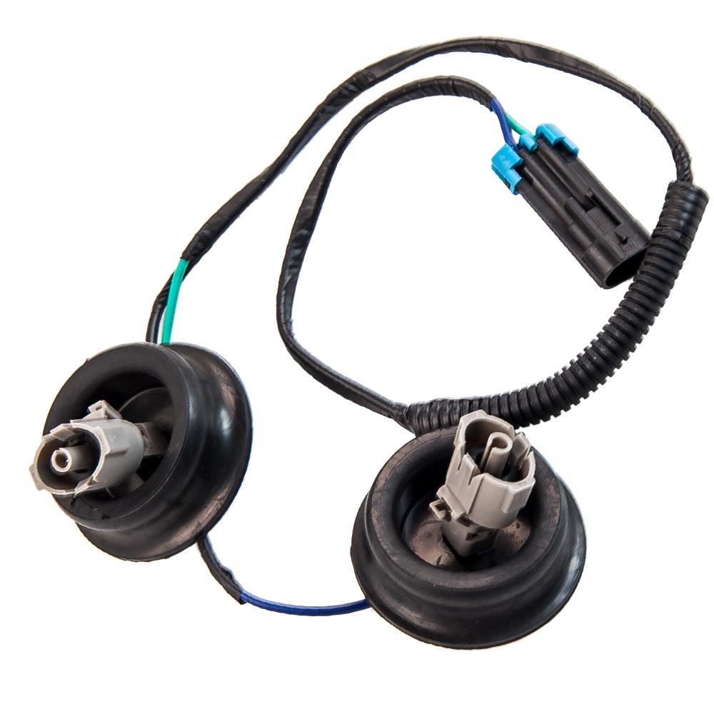 Dual Knock Sensors Wire Harness For Gm Ls1 Lq9 Ls6 48l 53l 57l Wiring 57