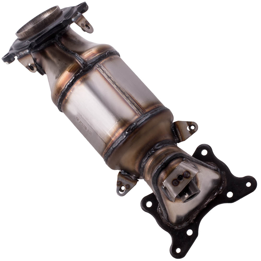 2014 Acura TSX 2.4L 4CYL Manifold Catalytic