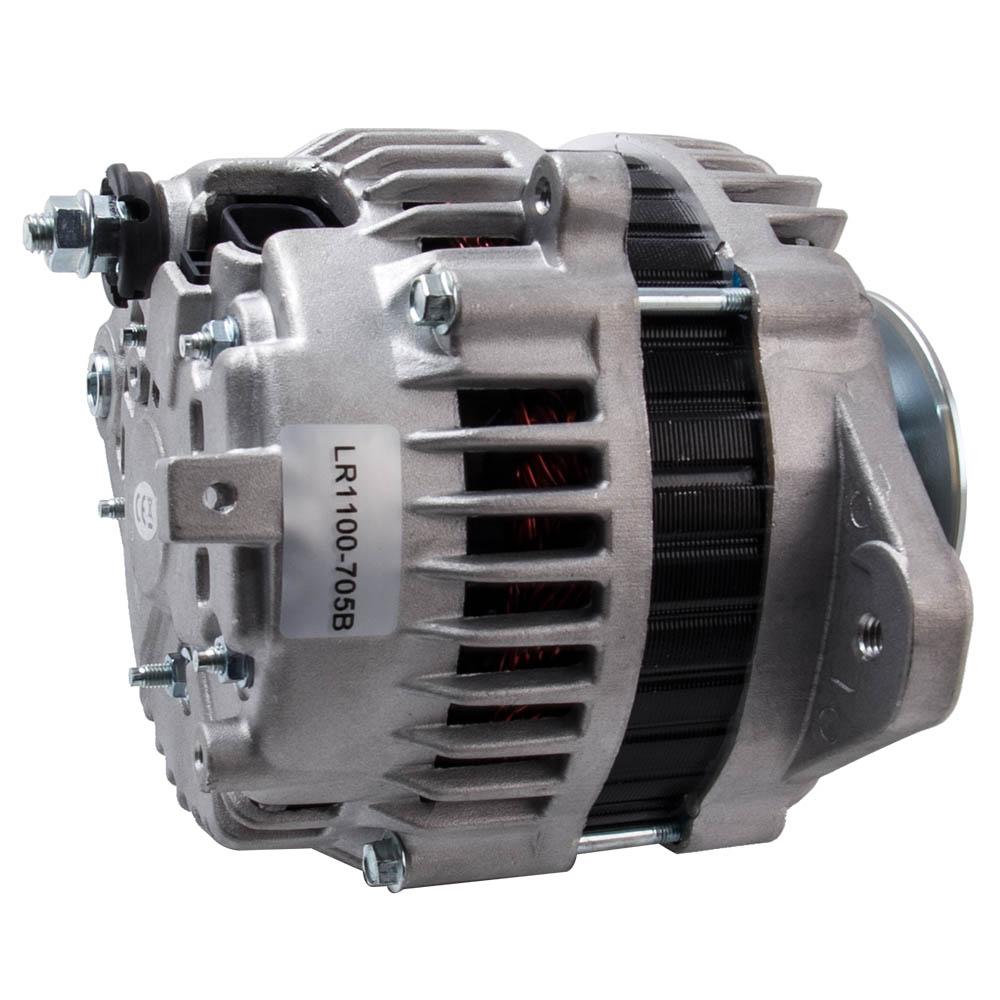 Alternator for Nissan GU Patrol 2002-2010 Turbo Diesel TD42 TD42T TD45 TD48T