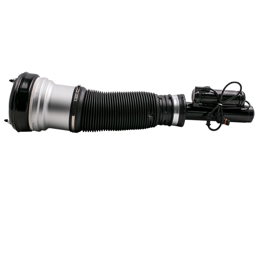 Air Suspension Front/ Ear Struts + Pump Kit For Mercedes