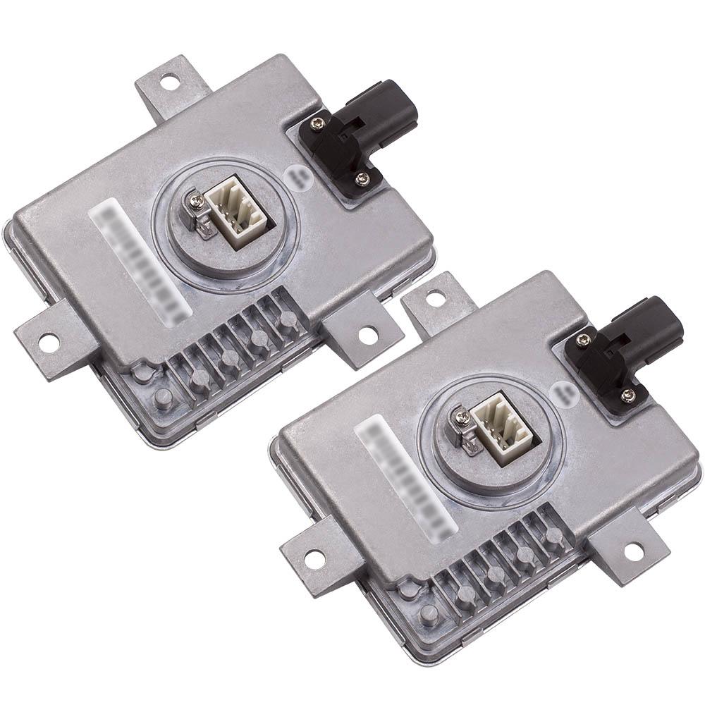 Pair HID Xenon Lights Headlight Ballast Control For Acura