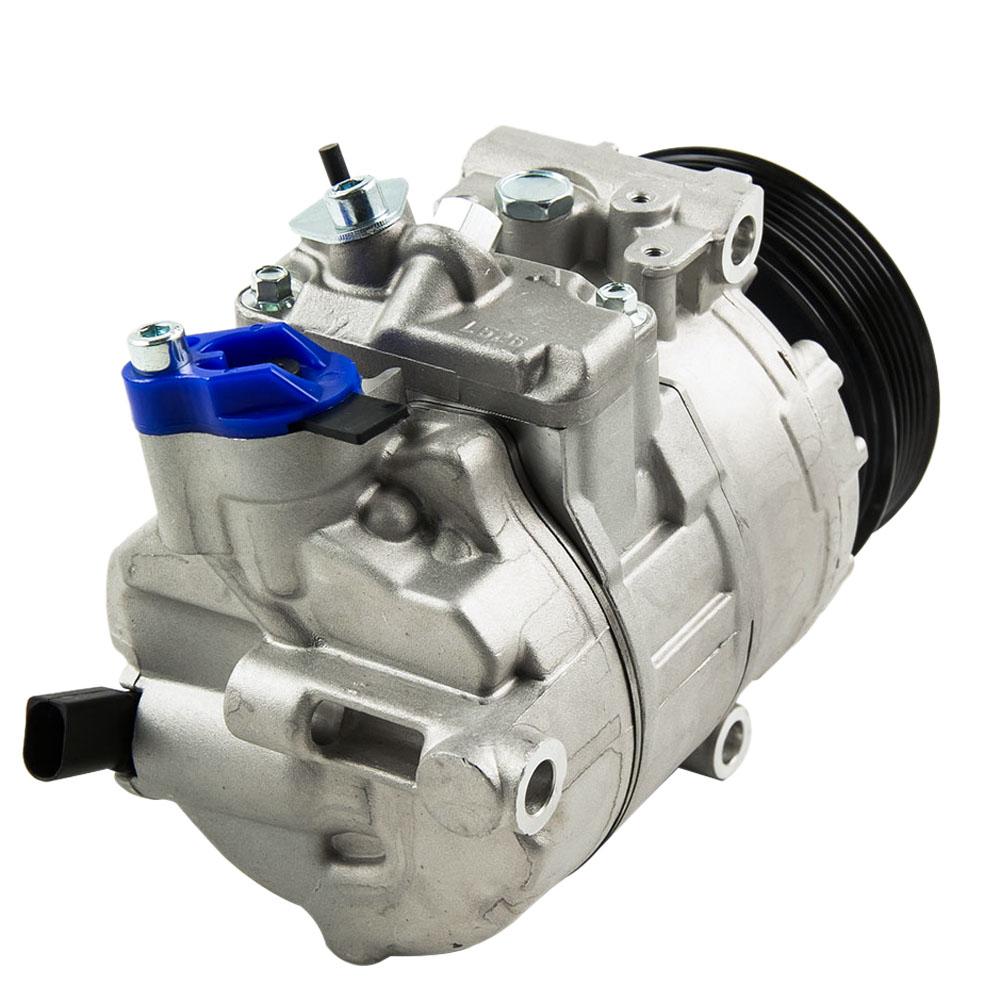 Compresseur climatisationentre autres pour AUDI VW SKODA climat compresseur