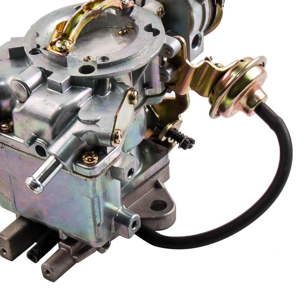 1BBL E-Choke Carburetor Fit 1965-1985 Ford F150 250 E-250 4.9L 300cu I6 Carb atp