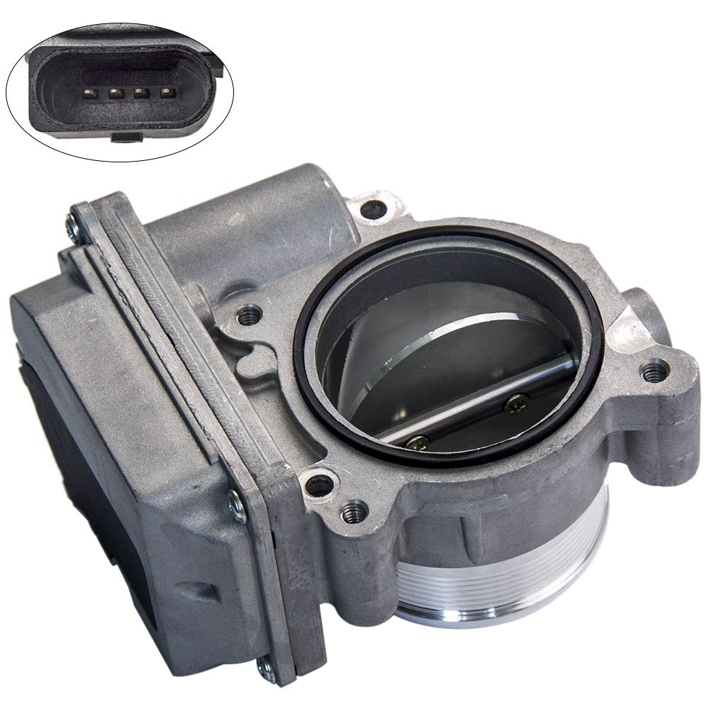 New OEM Audi A4 A5 A6 A8 Q5 Q7 VW Phaeton Touareg Throttle body 4E0145950F