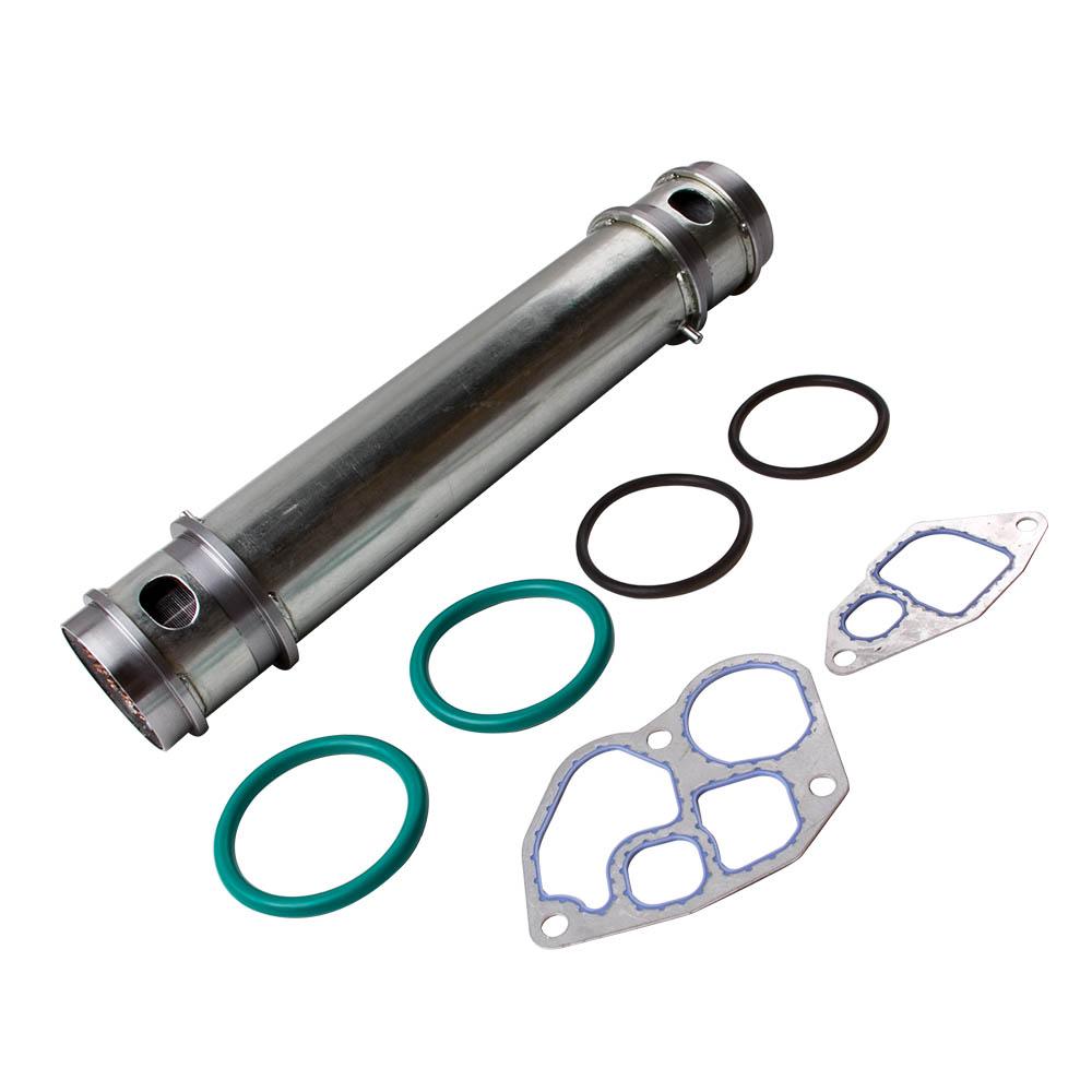 Oil Cooler Gasket Ring Kit for ford E-350 E-450 E-550 F-250 F-350 F-450 V8 7.3L 1994.5-2003 1C3Z6K649BA 1C3Z-6A642-AA