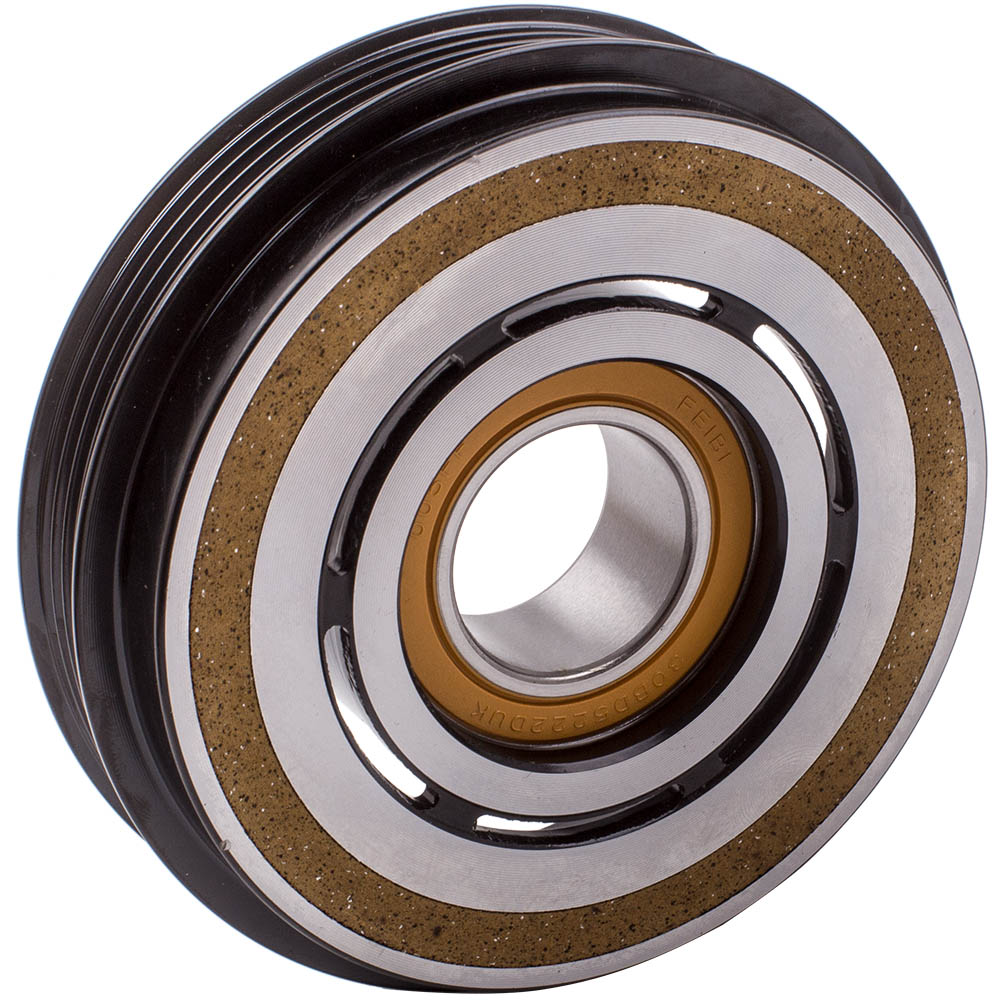 A//C Compressor Clutch Kit Pulley For Escalade//Tahoe//Suburban//GMC Yukon//Avalanche
