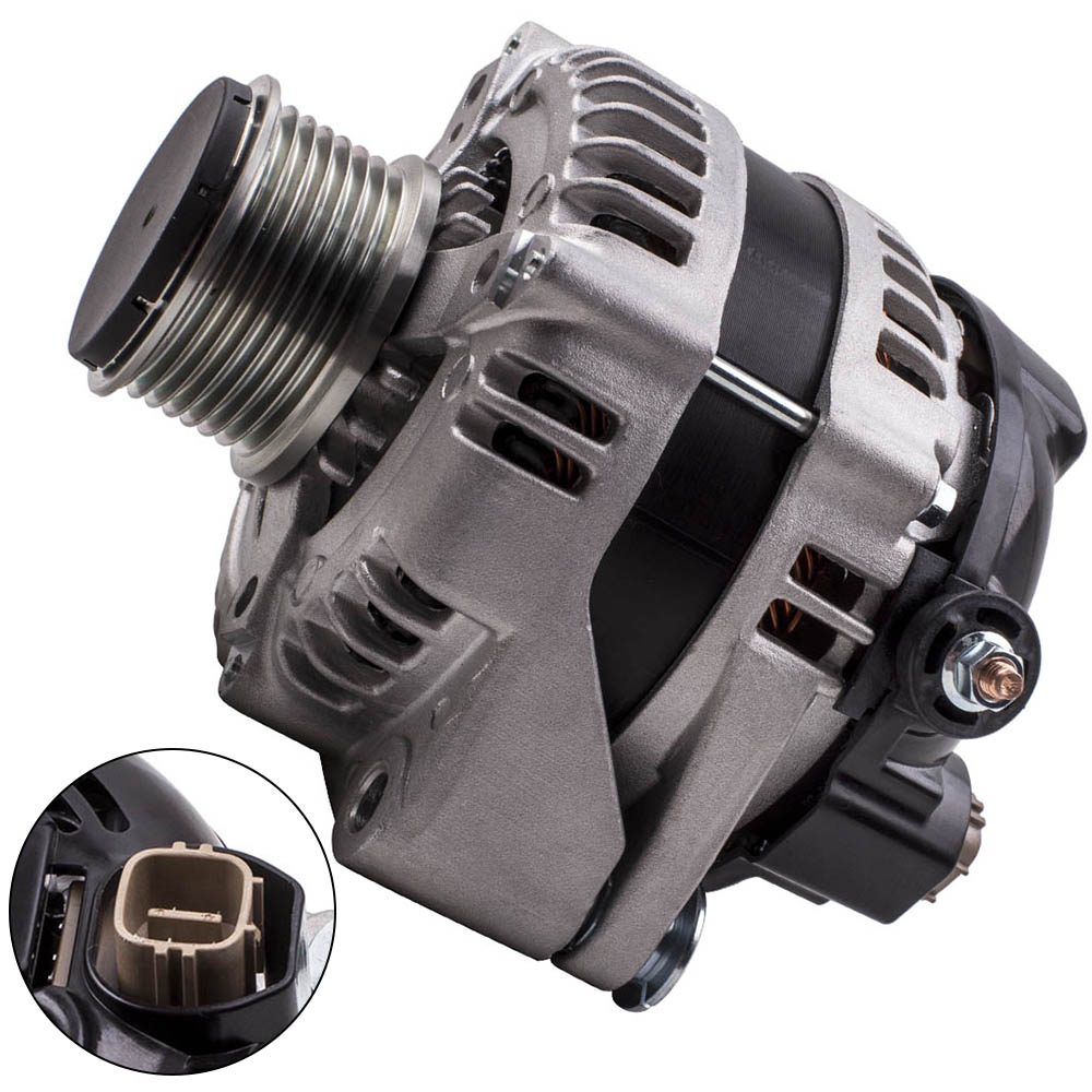 Alternator For Toyota Landcruiser Prado Kdj120 Engine 1kd