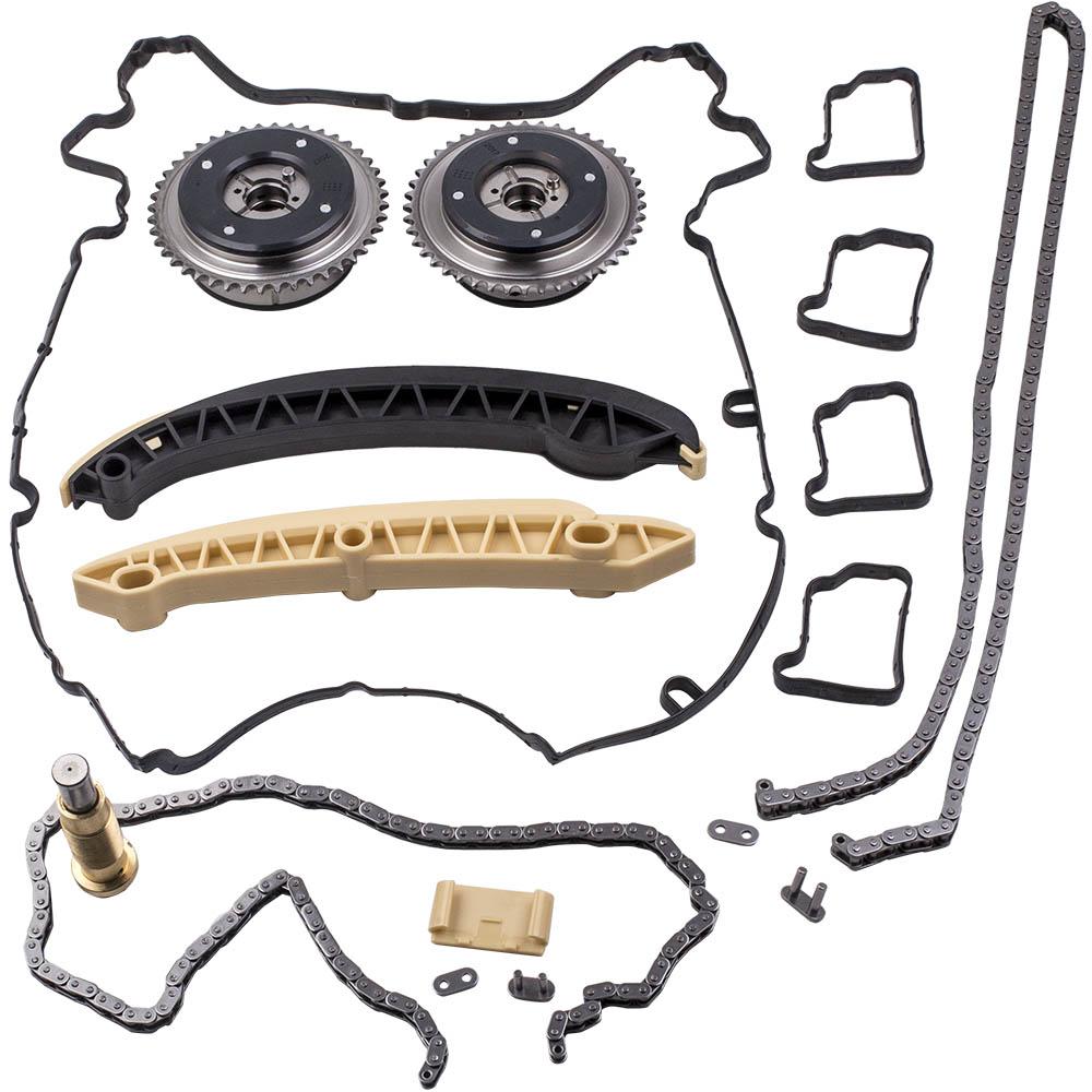 16 Valves fits 03-04 Mercedes C230 Engine Camshaft Adjuster Sensor Wheel-DOHC