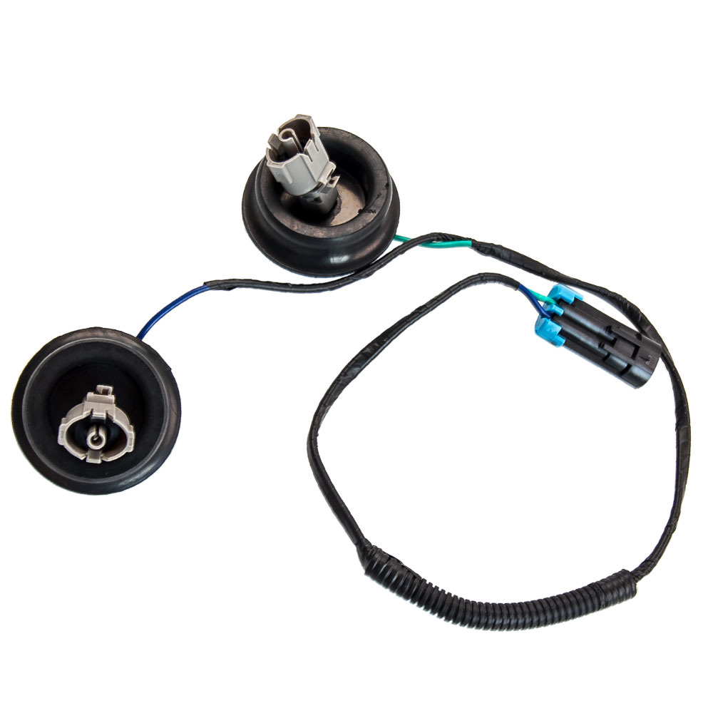Dua Knock Sensor With Harness Pair Kit For Chevy Gmc