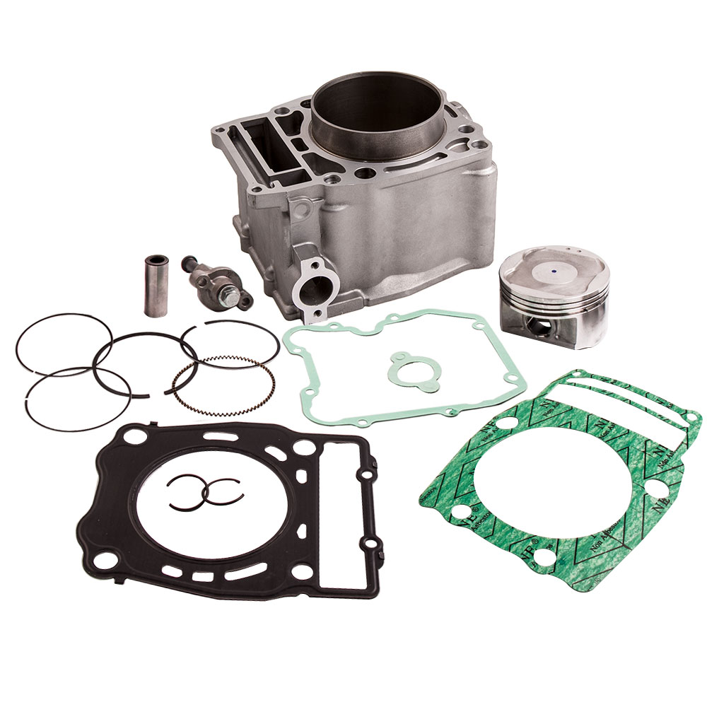 Cylinder Piston Kit Gaskets Top End Fit for Polaris Ranger 500 1999-2012 99-12