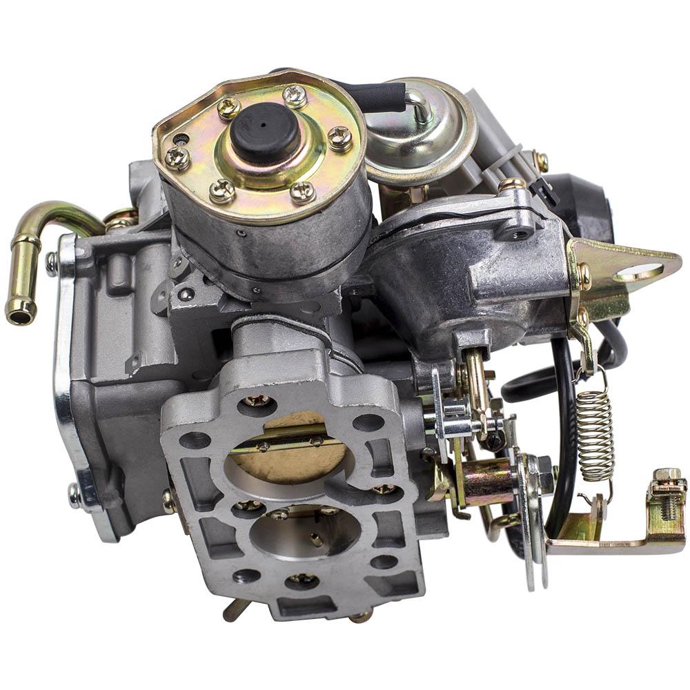 Carb Carburetor 16010-21G61 Fit Nissan 720 Pickup 2.4L Z24 Engine 1983-86 84 85