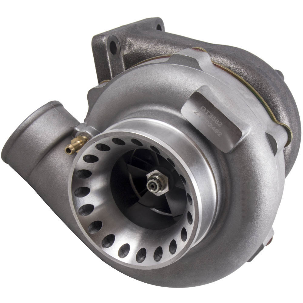 Universal GT3582 Turbo Charger Turbolader T3 Flange 4 Bolts A/R.7 400-600HP