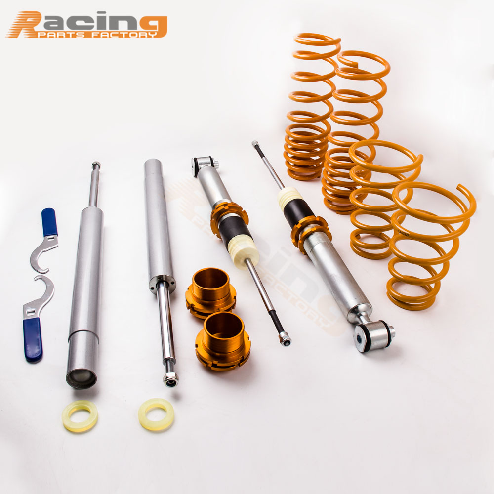Adjustable Lowering Coilovers For BMW E34 5 series Touring 525i 530i 540i New