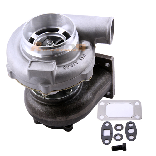 GT30 GT3037 T3 TURBO CHARGER 4-Bolt ANTI-SURGE WATER COOLED CIVIC INTEGRA