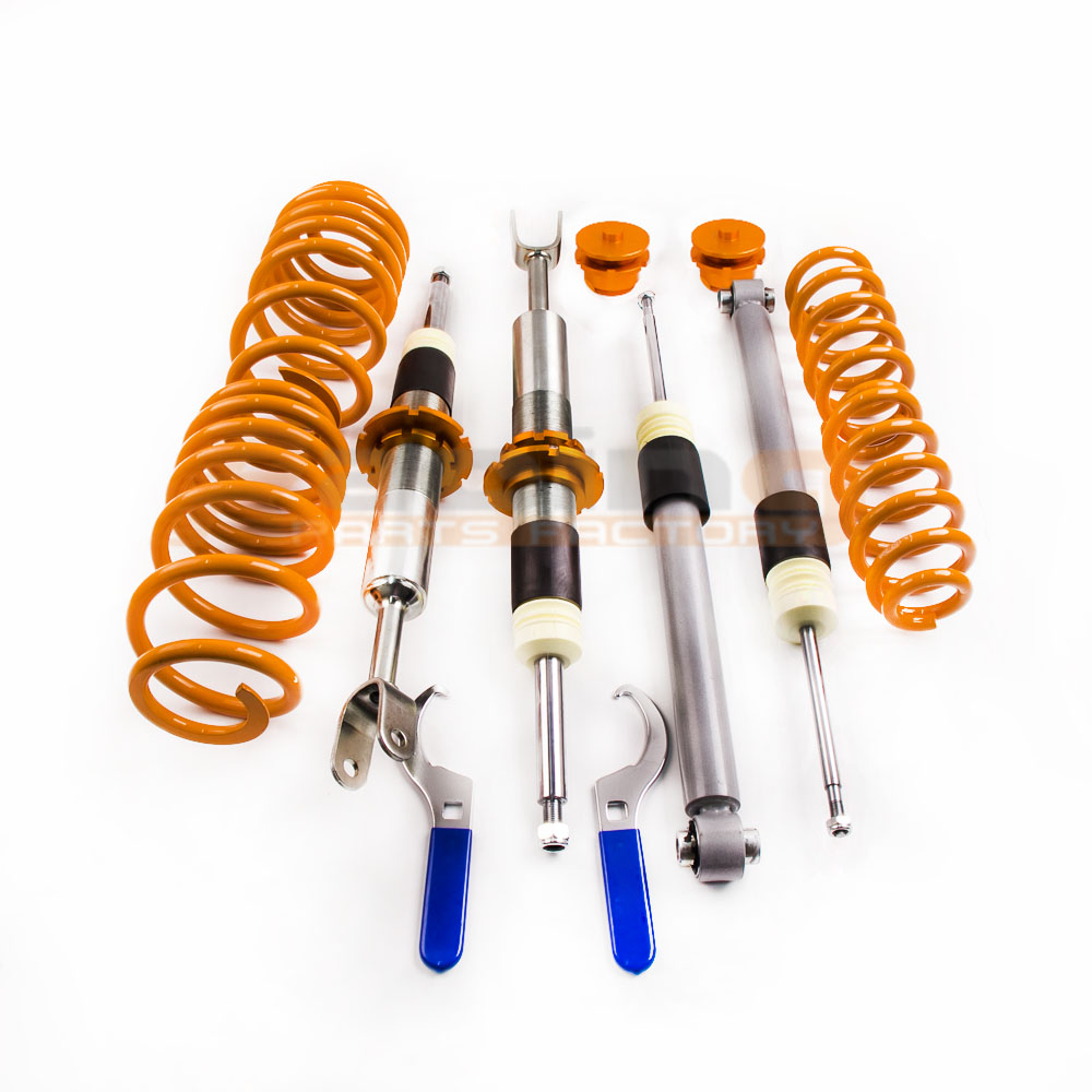 For AUDI A4 B6 B7 (8E) ALL MODELS 2WD / QUATTRO COILOVERS COILOVER KIT
