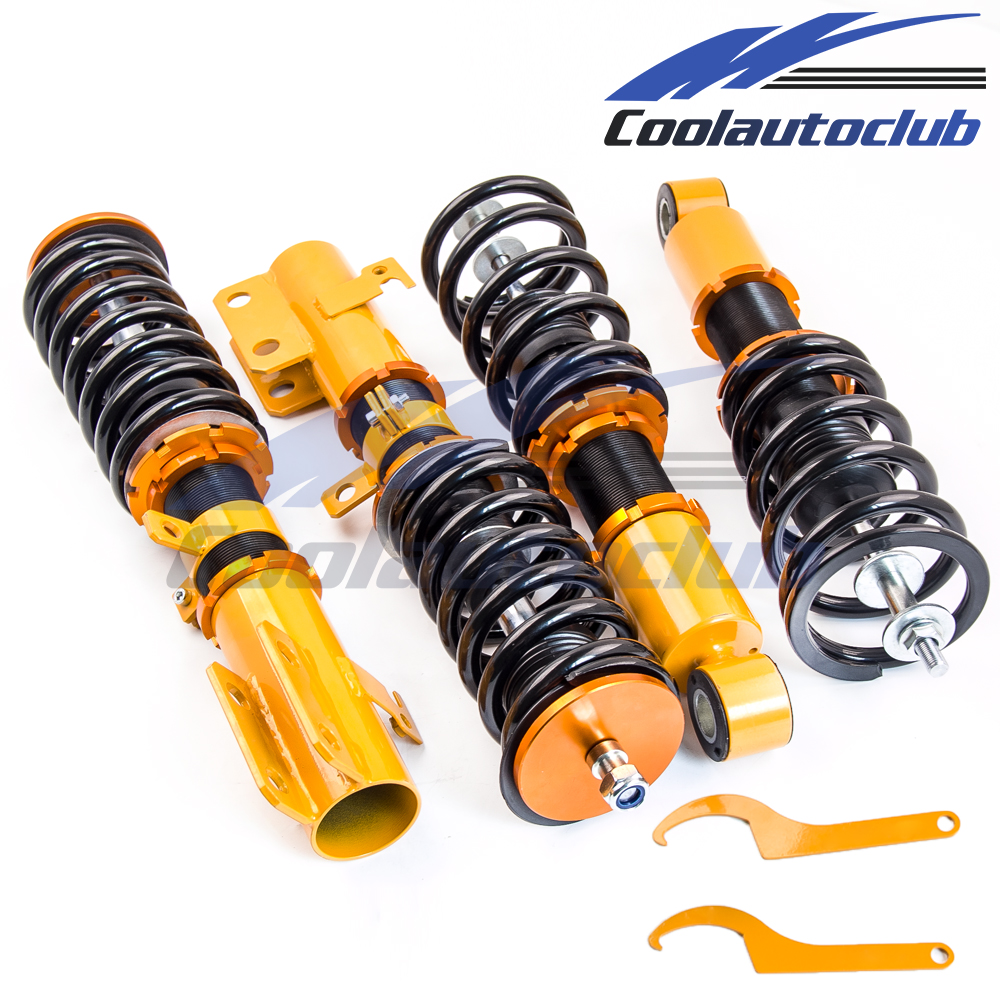 Assembly Coilover For Toyota Celica 00 06 Suspension Coil: 4x Ignition Coil Packs For Toyota Corolla Celica MR2