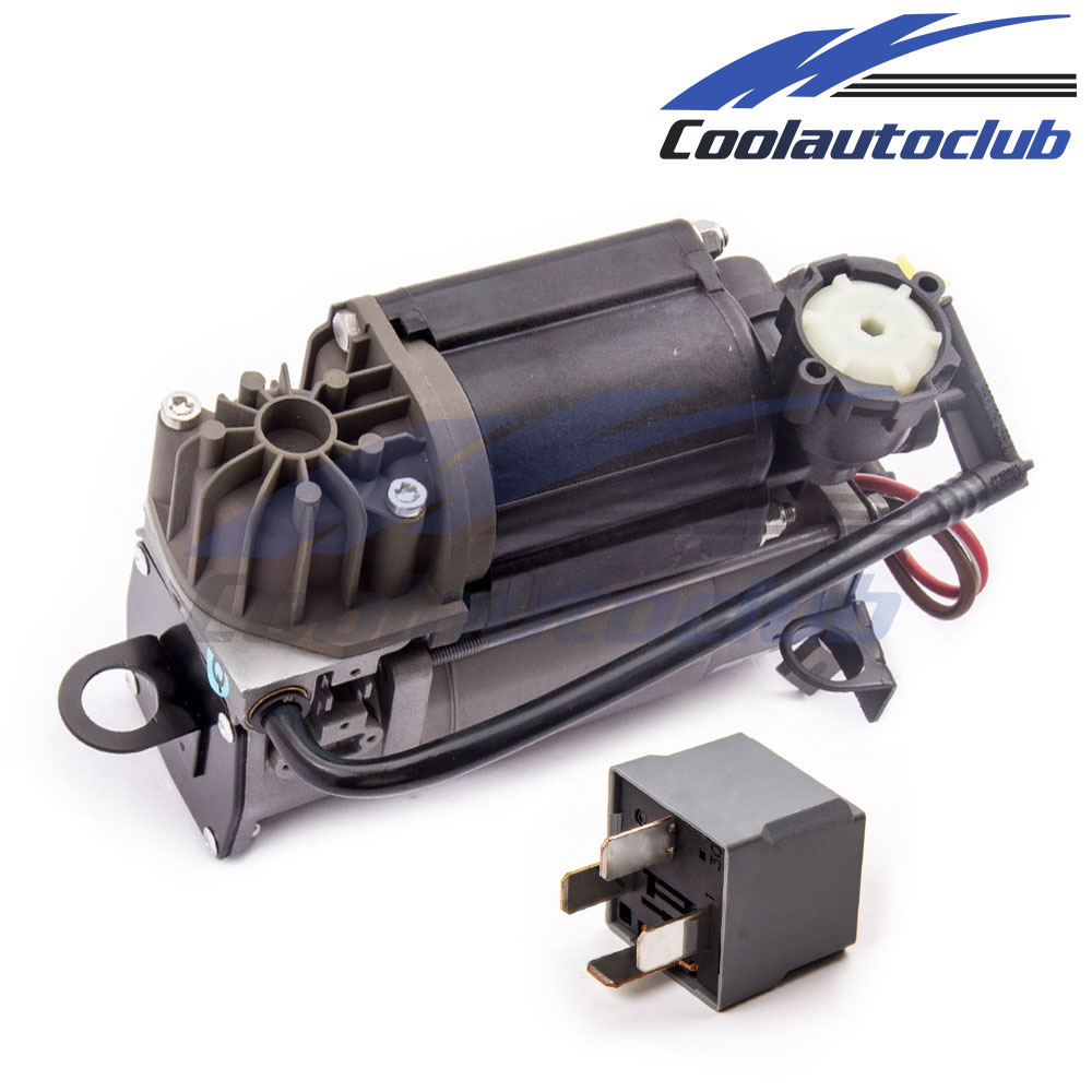 air suspension compressor pump airmatic for mercedes w220 w211 w219 e550 s500 ebay. Black Bedroom Furniture Sets. Home Design Ideas