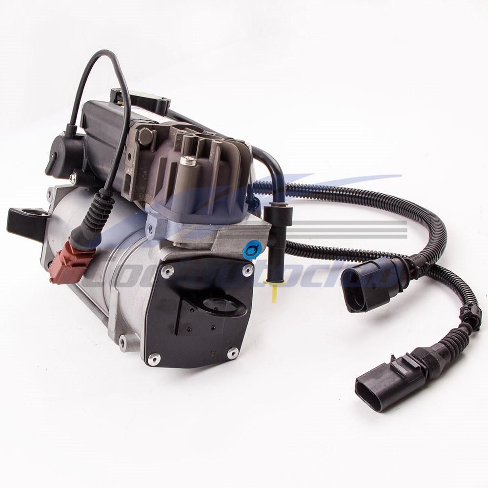 Fit Audi A8 D3 D4 New Air Suspension Compressor Pump