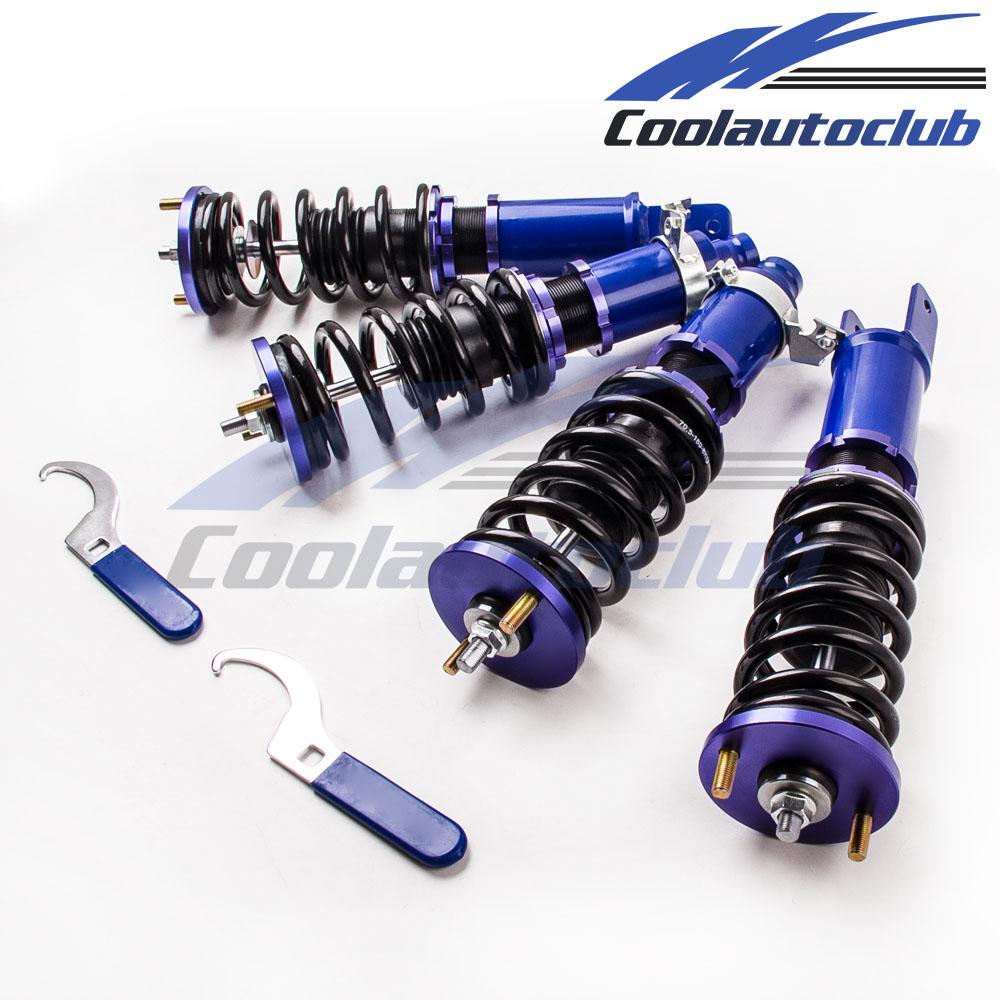 Full Suspension Kit For 88-91 Honda Civic 90-93 Acura