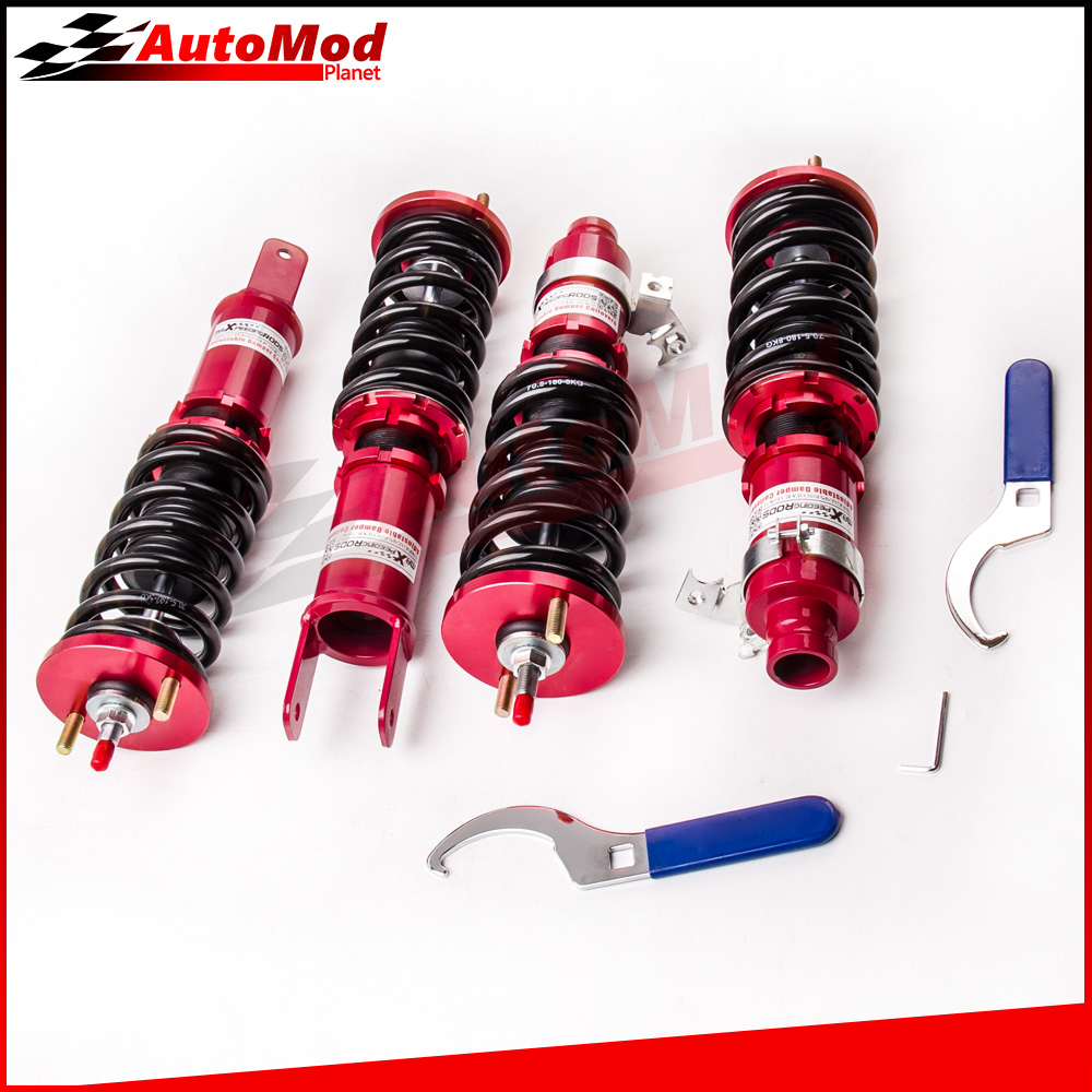 Adjustable Coilover Absorber For Honda Civic ED EF 88-91