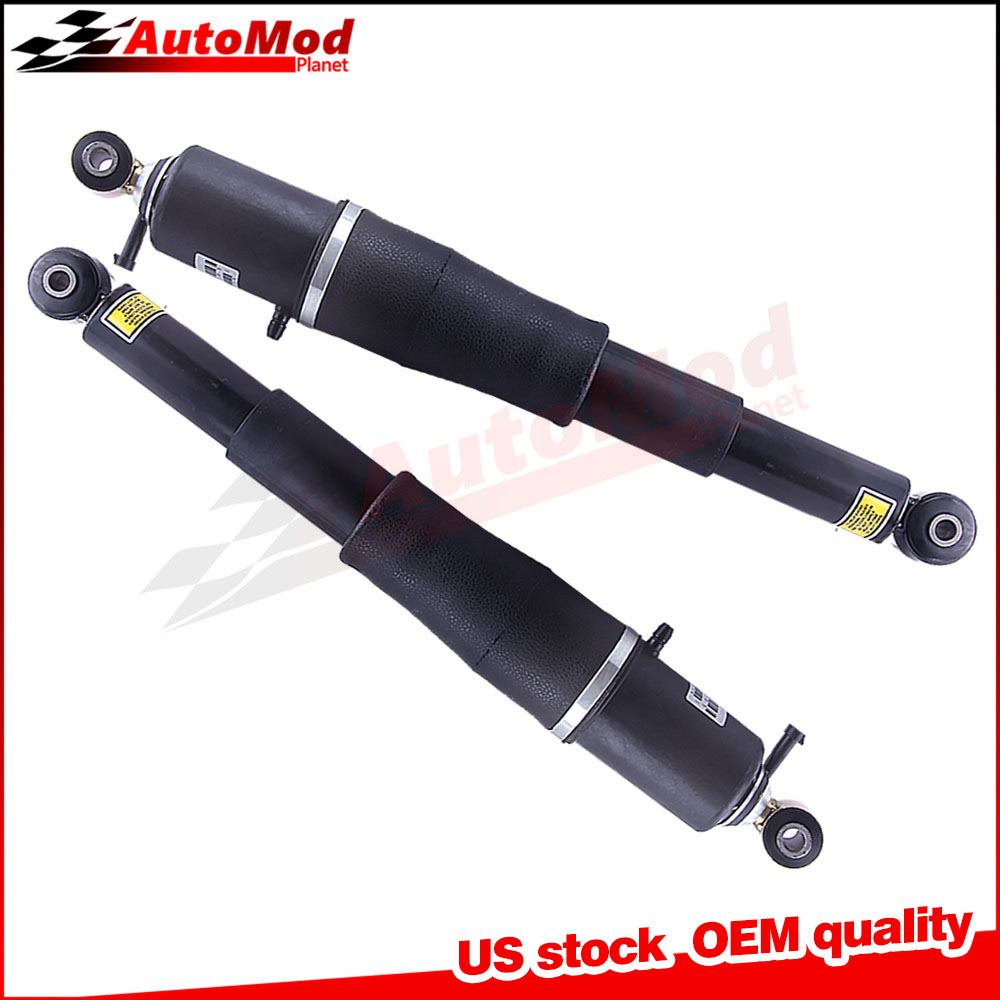 Front Pair Oem Air Strut Spring: 2002-2014 For Escalade Rear OEM Quality Electronic Air