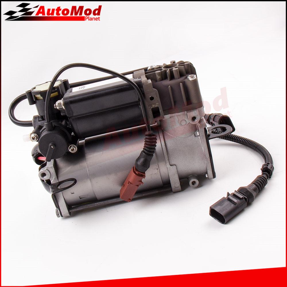 for Audi A8 Quattro (D3/4E) 2002-'09 V6/V8 GAS NEW Air Suspension Compressor