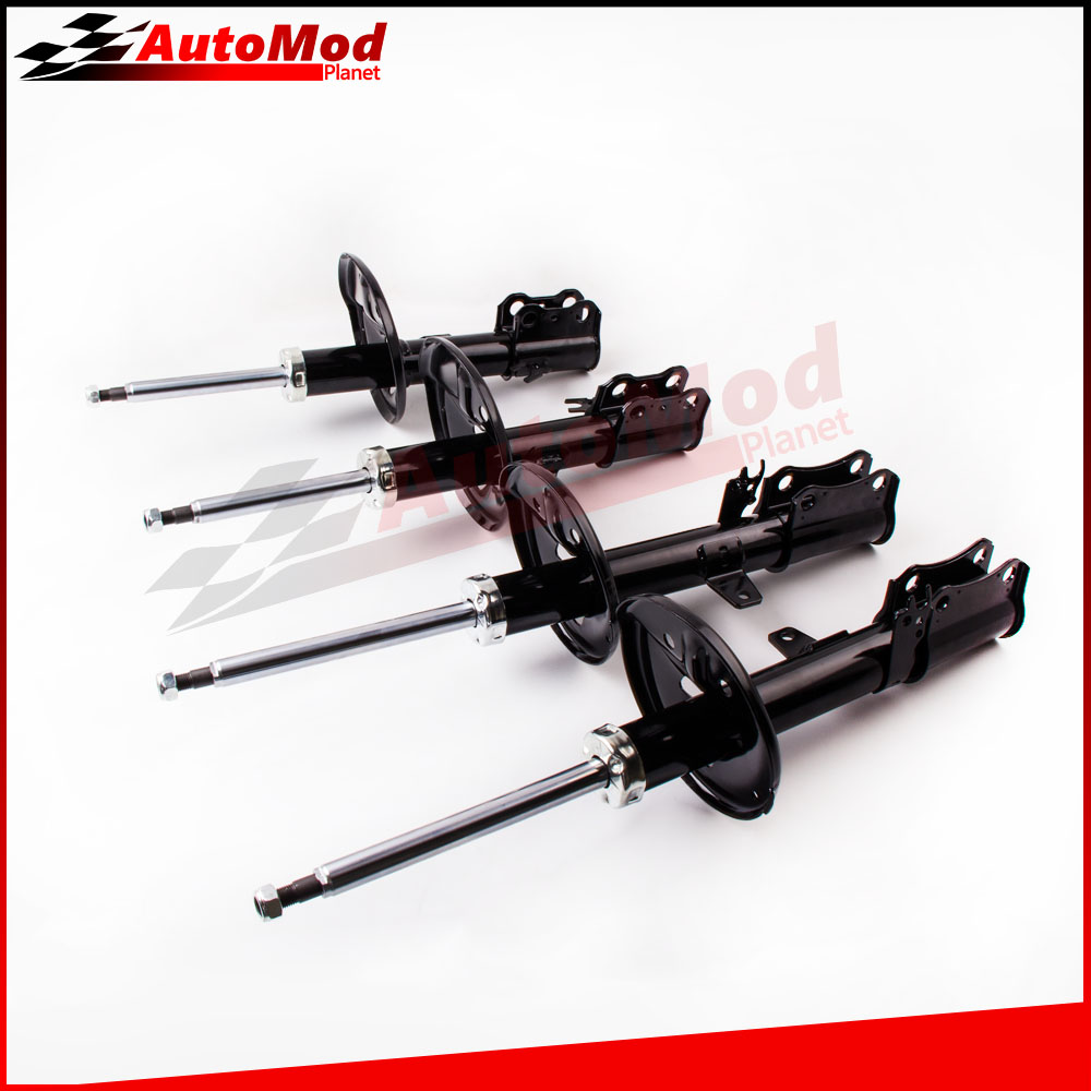 Toyota Celica 1995 Bare Strut: 2 Front And 2 Rear Bare Strut Assembly Shock Absorbers For