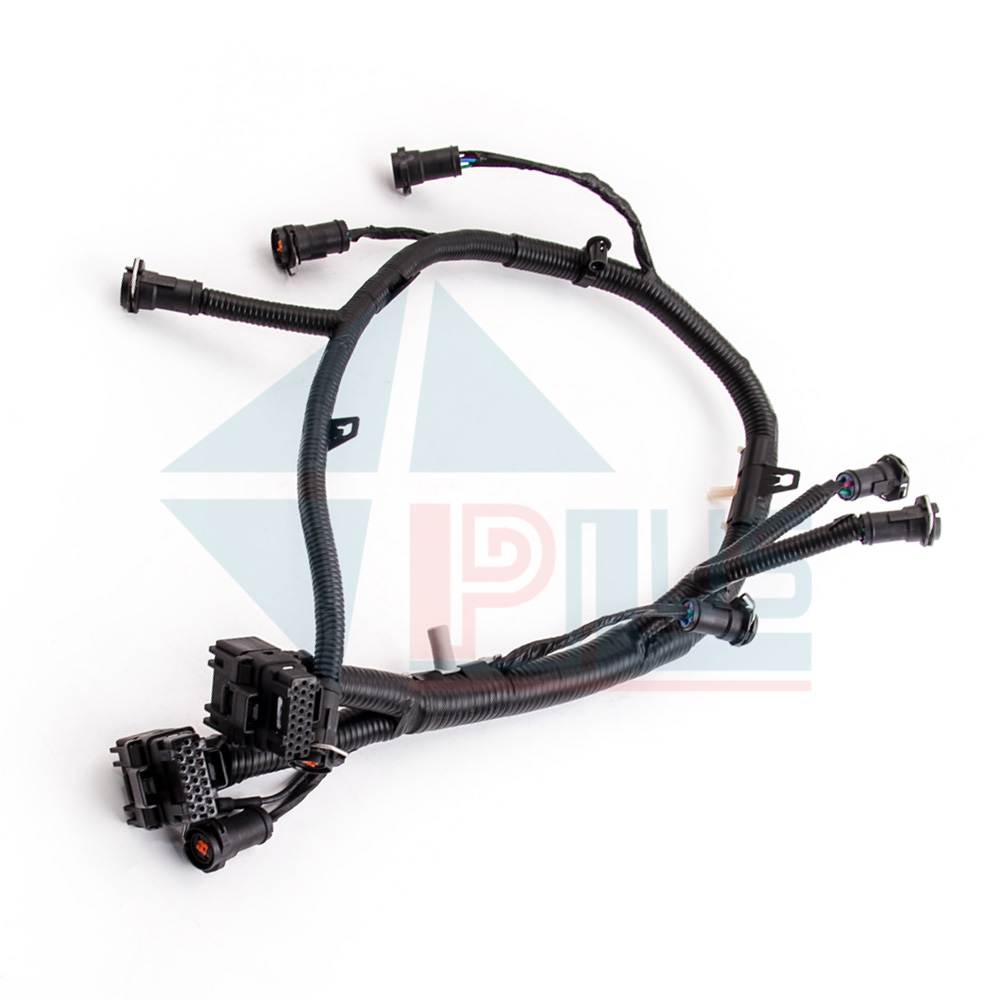 ih 5c3z9d930a(6) fit 05 07 super duty f250 f350 f450 ford fuel injector wiring 2003 ford f250 fuel injector wiring harness at crackthecode.co