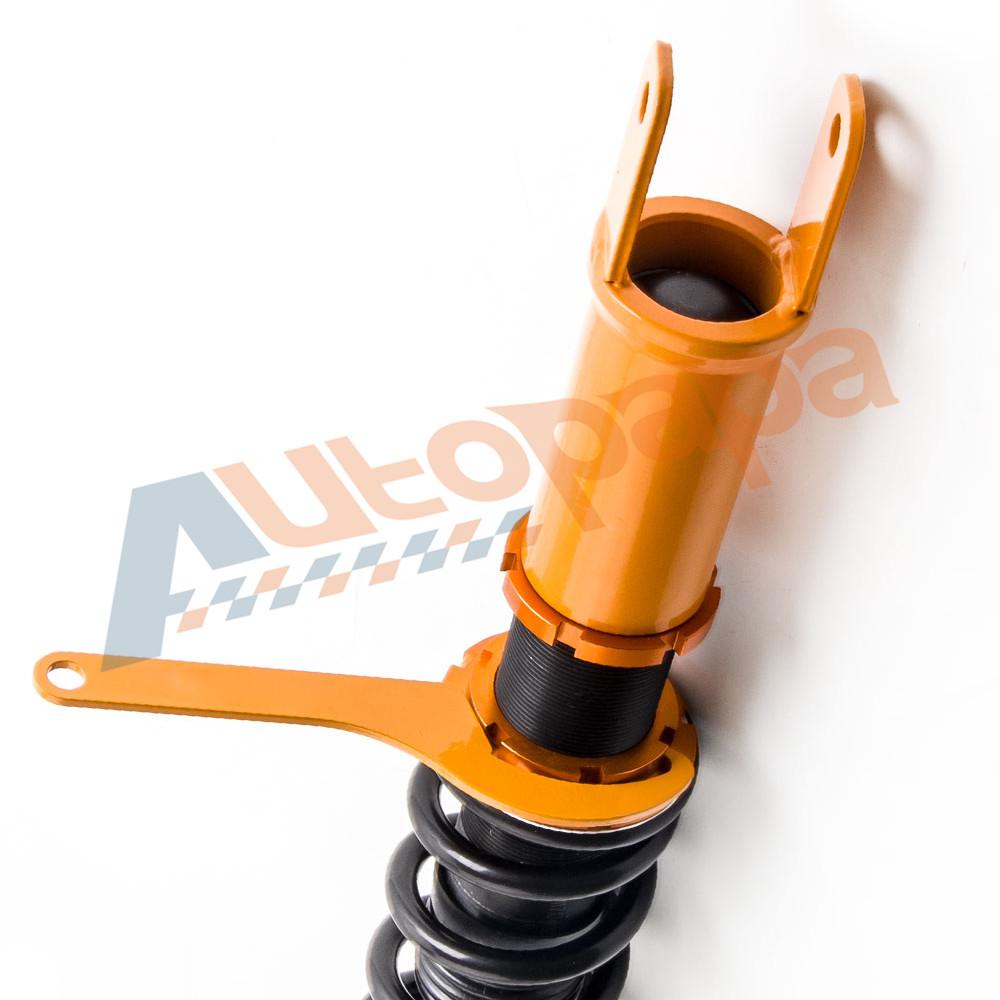 4-pcs Coilover Adjustment Shocks Coil Springs C-Shape Shock Spanner Wrench NEW